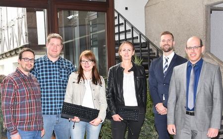 Volksbank �berl�sst Verbandsgemeinde zehn Computer