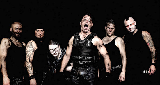 V�lkerball in Wissen: �A tribute to Rammstein�