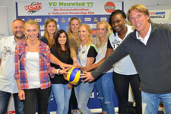 VC Neuwied feiert seinen Geburtstag