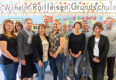 Vorlesetage an der Raiffeisen-Grundschule Hamm