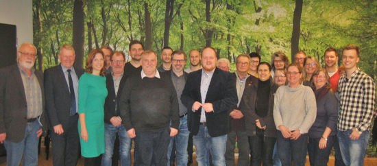 SPD-Kreisvorstand schlägt Andreas Hundhausen als Landratskandidat vor