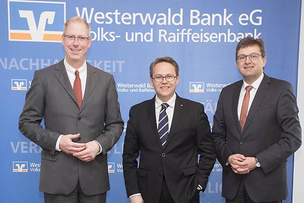 Westerwald Bank ist erfolgreich in der Niedrigzinsphase