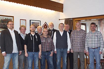"""MGV """"Sangeslust"""" Birken-Honigsessen wählte neuen Vorstand"""
