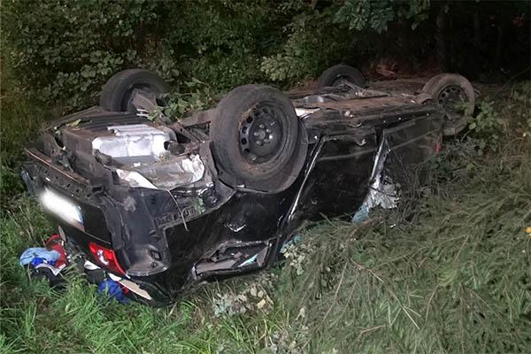 Tödlicher Verkehrsunfall in der Gemarkung Schenkelberg