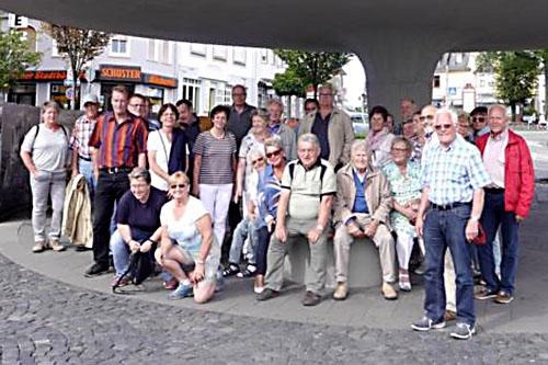 Vereinsausflug des Fremdenverkehrs-Verein Dernbach