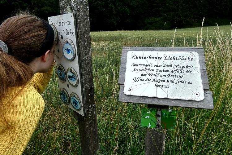 Entdeckungstour für Familien mit Kindern - der Entdeckerweg in Birnbach