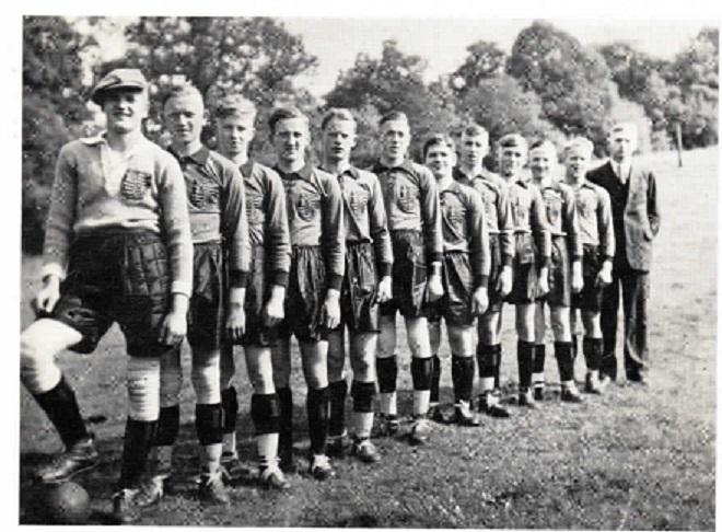 100 Jahre Sportfreunde Sch�nstein: Festbuch kurz vor der Fertigstellung