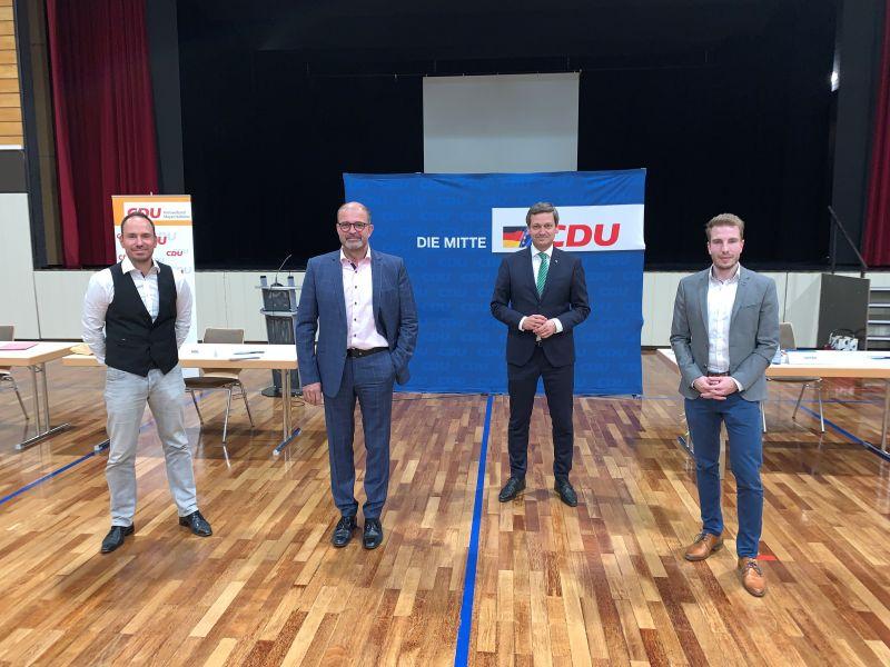 Peter Moskopp ist CDU-Direktkandidat