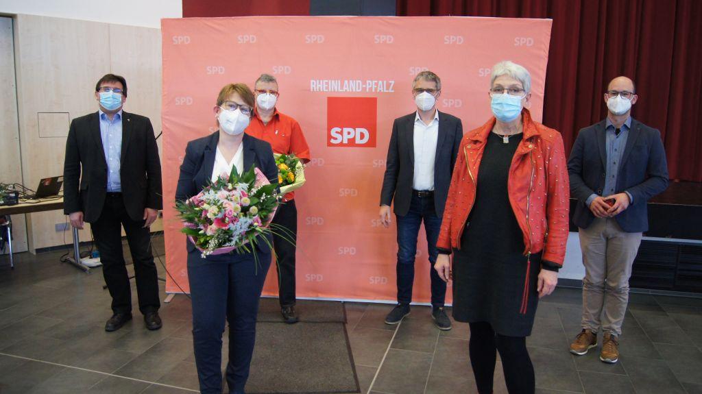 SPD wählt Dr. Tanja Machalet zur Bundestagskandidatin