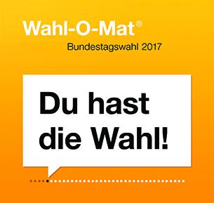 Wahl-O-Mat geht am 30. August online