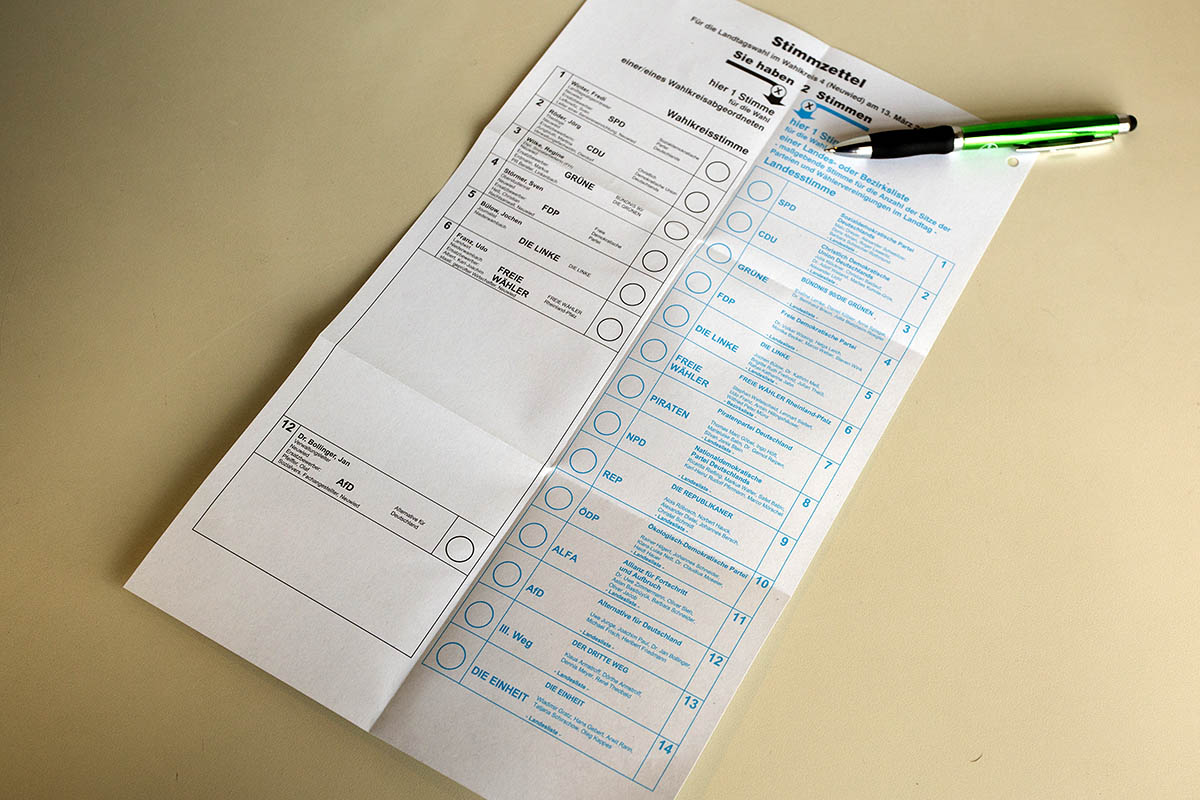 Umfassende Hygienemaßnahmen in Wahllokalen