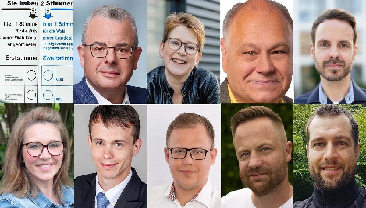 Die Kandidaten zur Bundestagswahl stellen sich vor