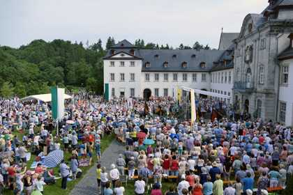 Traditions-Wallfahrt nach Marienstatt lockte rund 5000 Menschen