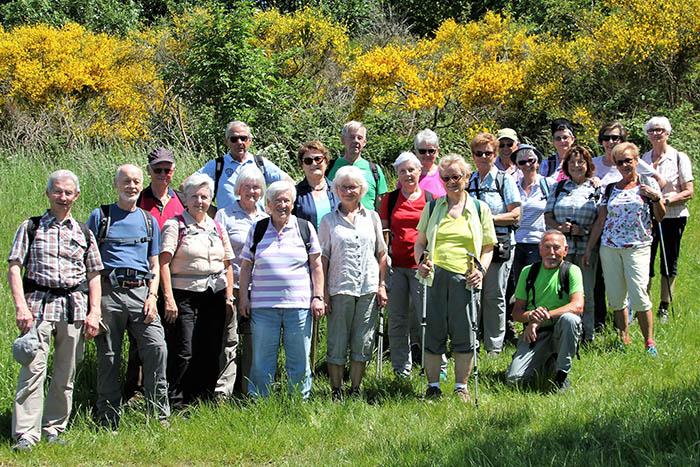 Herrliche Wanderung rund um Kirchwald-Eifel
