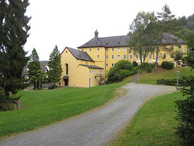 Ziel der Jubiläumstour: das Kloster Marienthal. Foto: KuV