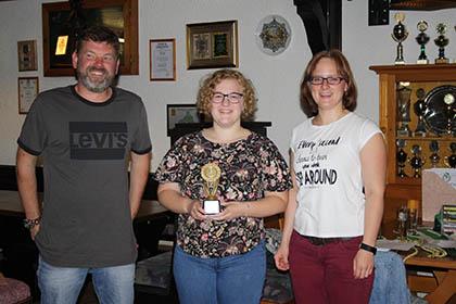 Sch�tzenverein Maulsbach feierte Jahresabschluss
