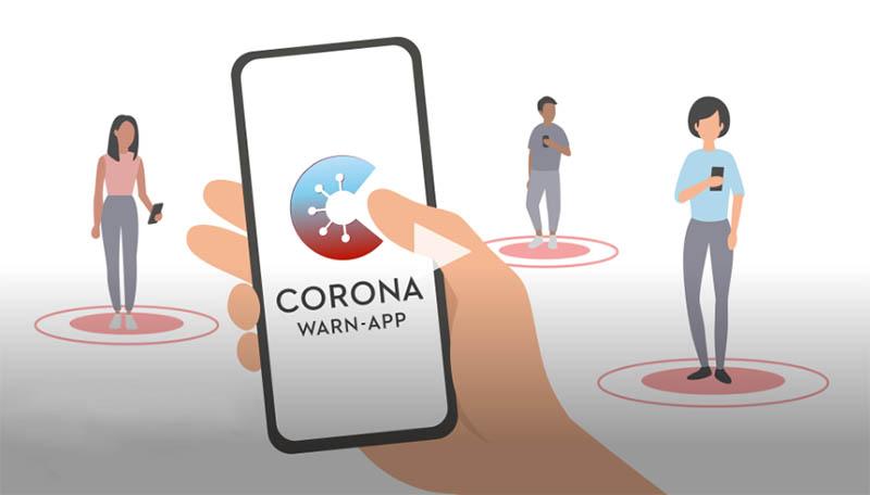 Die Corona-Warn-App ist da und kann heruntergeladen werden
