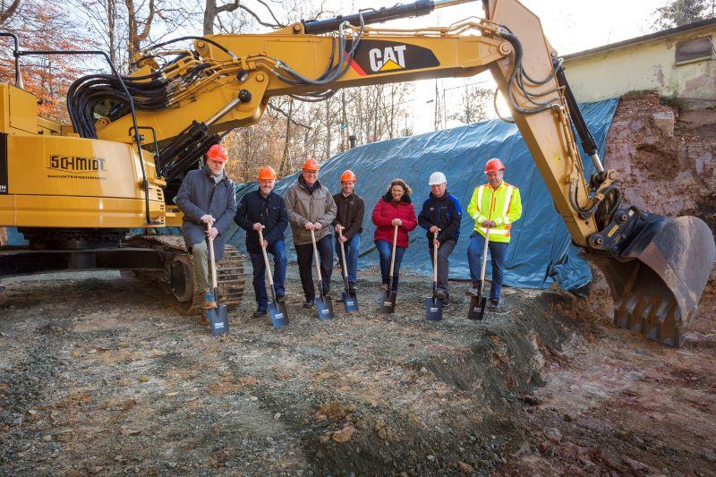 Verbandsgemeindewerke Hachenburg: Sanierung von Wasserhochbehältern