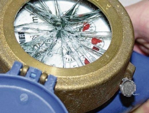 Schützen Sie Ihre Wasserleitung vor Frost