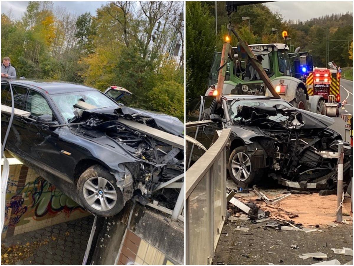Totalschaden: Waschbär war verantwortlich für PKW-Unfall in Wissen