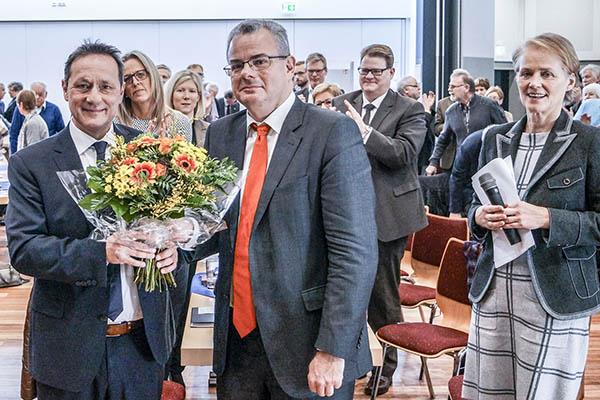 Achim Schwickert soll im Mai wieder Landrat werden