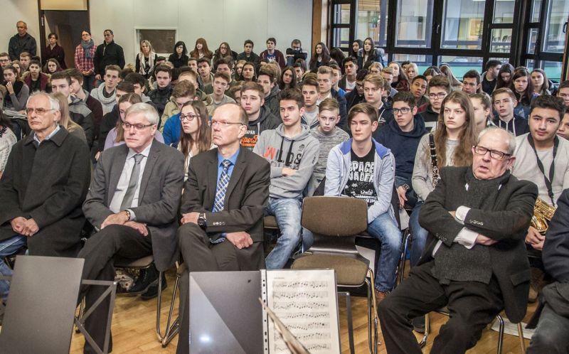Höhr-Grenzhäuser gedenken der Opfer des Holocaust