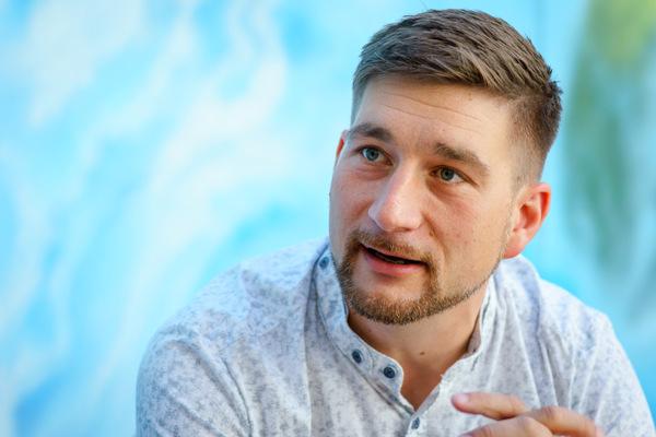 Stadtbürgermeisterwahl Altenkirchen: Matthias Gibhardt im Interview