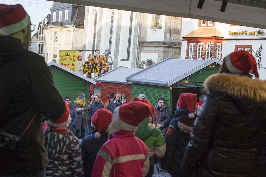 Weihnachtsmarkt Hachenburg ist eröffnet
