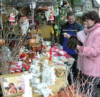 Weihnachtsmarkt in Oberlahr
