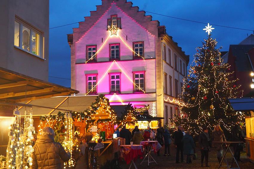 Gelungenes Weihnachtsmarktwochenende in Bendorf