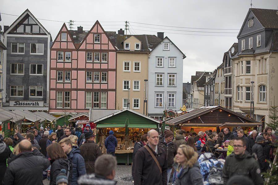 Weihnachtsmarkt in Hachenburg mit großem Programm