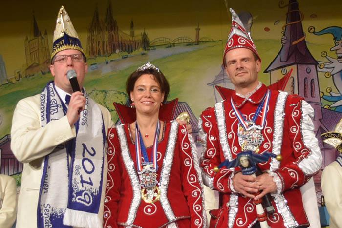 66 Jahre Karneval der KG Wenter Klaavbröder Windhagen