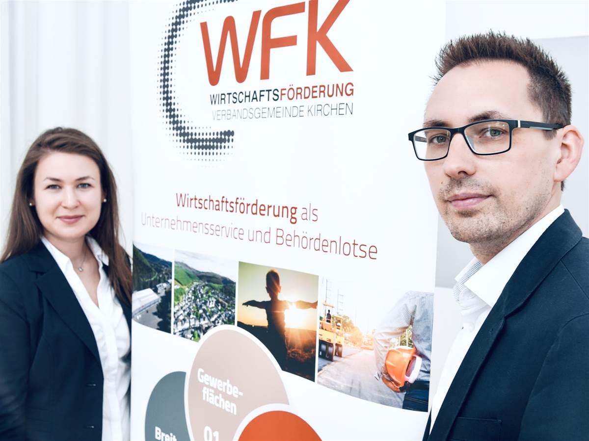 VG Kirchen: Flächenentwicklung nach Bedarfen der Betriebe