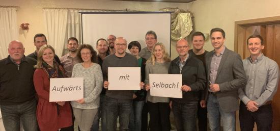 Politischer Aufbruch: Neue Bürgerliste in Selbach