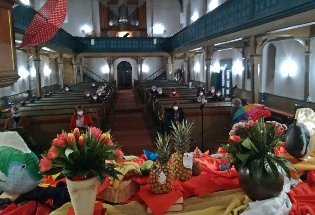 Weltgebetstagsgottesdienst in Kirburg