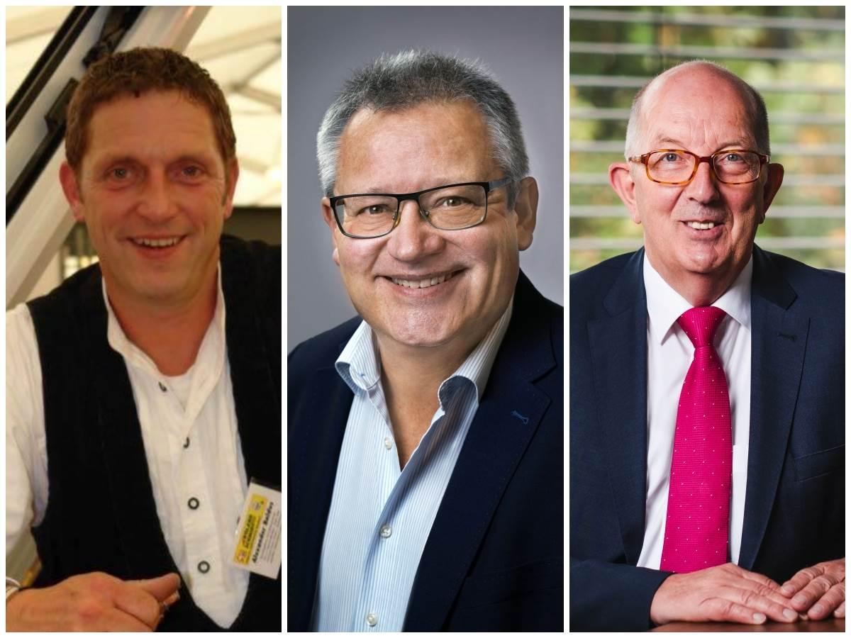 CDU-Landtagsabgeordneter im Gespräch mit dem Handwerk