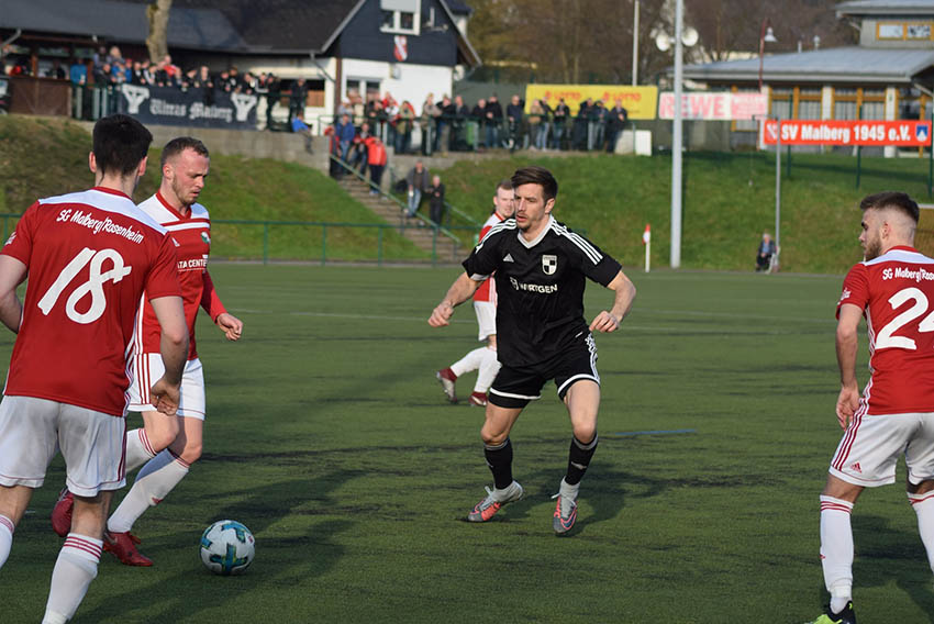 """SV Windhagen verspielte """"Matchball-Dreier"""" im Abstiegskampf"""