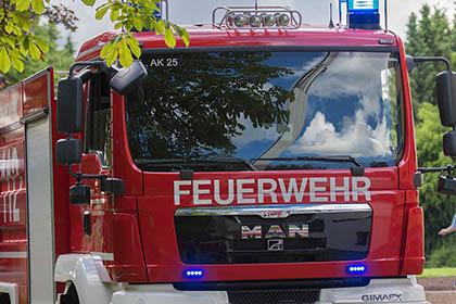 Flächenbrand zwischen Scheuerfeld und Betzdorf-Bruche