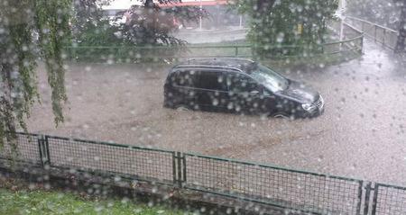 Nach dem Unwetter: Die Wucht des Wassers kam überraschend