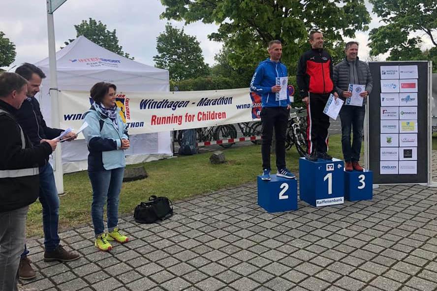 13. Windhagen-Marathon wieder ein besonderes Erlebnis