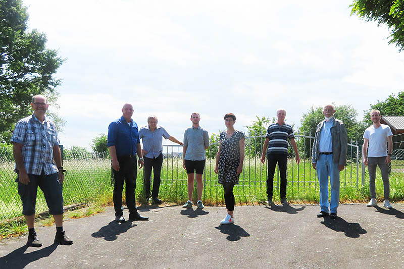 """Windhagen bringt """"Entwicklungskonzept - Raum- und Umweltplanung"""" auf den Weg"""