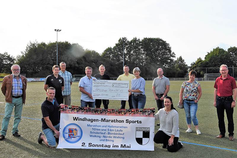 Windhagen-Marathon Sports Run+Bike 2020