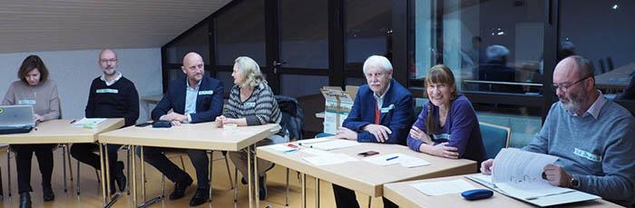 Einmischen und Mitgestalten - Grüne bieten Forum für Bürger