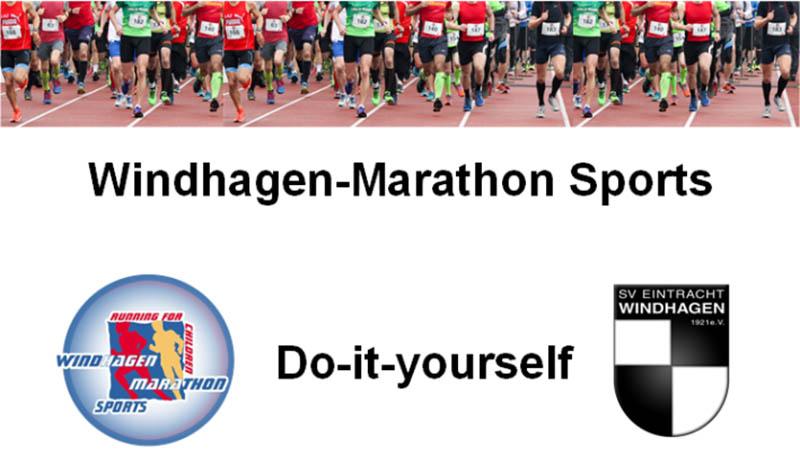 SV Windhagen: Laufen für einen guten Zweck