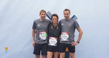 "SVS-L�ufer aus Emmerzhausen beim ""Wings for Life World Run"" dabei"