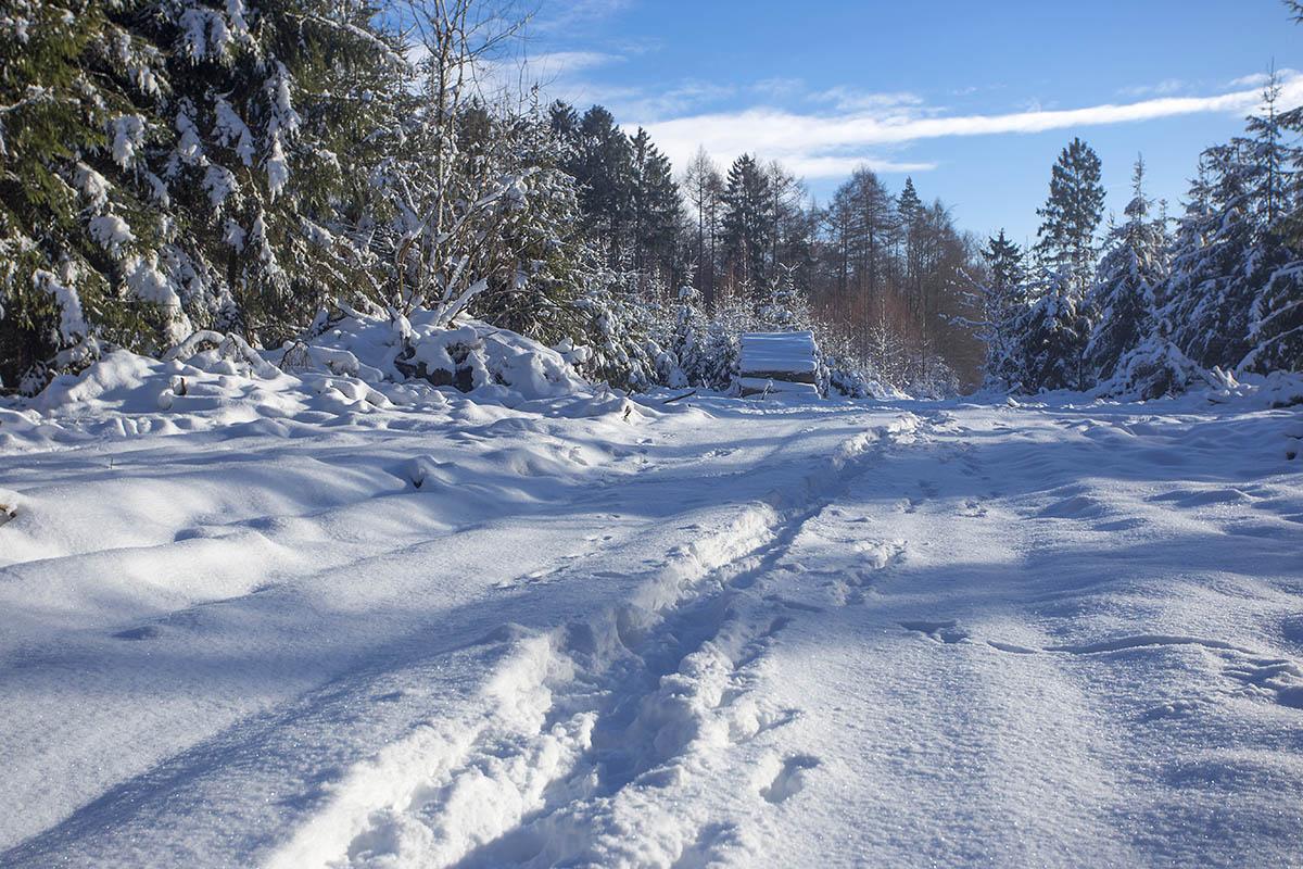 Bis kommendes Wochenende wird Westerwald zum Eiskeller
