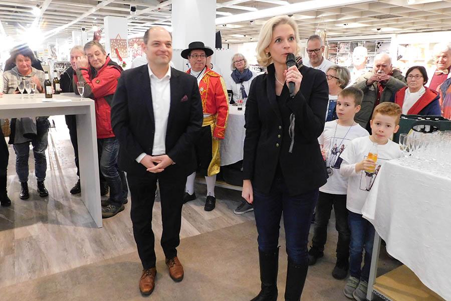 Gelungener Startschuss zum Karneval in Wirges
