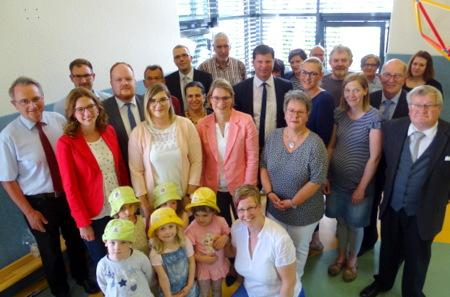Freusburger Kita �Wirbelwind�: Die M�he hat sich gelohnt