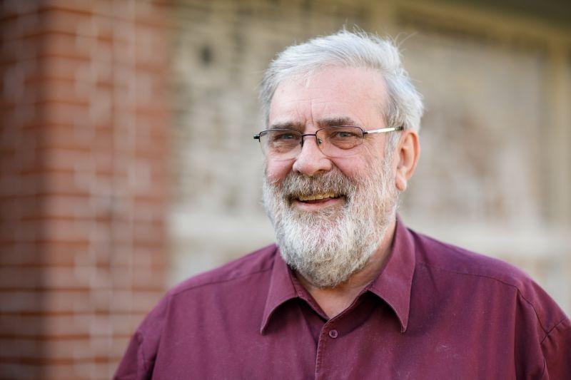 Bitte keinen Abschiedsschmerz: Pfarrer Klaus Groß geht in den Ruhestand