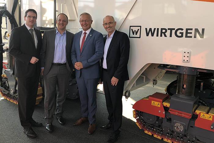 Eindeutiges Bekenntnis zum Unternehmensstandort Windhagen